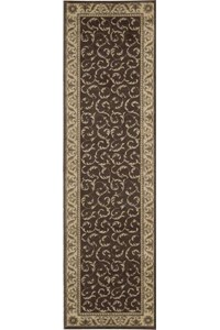 Capel Rugs Creative Concepts Cane Wicker - Canvas Ivory (605) Rectangle 10' x 10' Area Rug