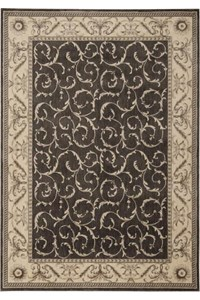 Capel Rugs Creative Concepts Cane Wicker - Canvas Camel (727) Rectangle 10' x 10' Area Rug