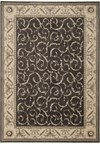 Capel Rugs Creative Concepts Cane Wicker - Canvas Taupe (737) Rectangle 10' x 10' Area Rug