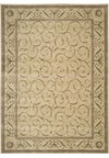 Capel Rugs Creative Concepts Cane Wicker - Shadow Wren (743) Rectangle 10' x 10' Area Rug