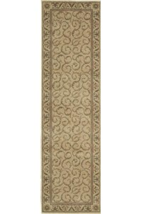 Capel Rugs Creative Concepts Cane Wicker - Canvas Cocoa (747) Rectangle 10' x 10' Area Rug