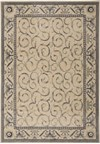 Capel Rugs Creative Concepts Cane Wicker - Tuscan Vine Adobe (830) Rectangle 10' x 10' Area Rug
