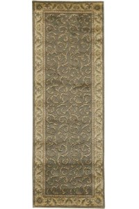 Capel Rugs Creative Concepts Cane Wicker - Bamboo Cinnamon (856) Rectangle 10' x 10' Area Rug