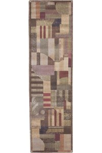 Capel Rugs Creative Concepts Cane Wicker - Canvas Citron (213) Rectangle 12' x 12' Area Rug