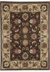 Capel Rugs Creative Concepts Cane Wicker - Canvas Parrot (247) Rectangle 12' x 12' Area Rug