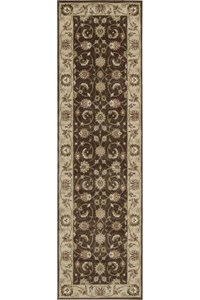 Capel Rugs Creative Concepts Cane Wicker - Paddock Shawl Mineral (310) Rectangle 12' x 12' Area Rug