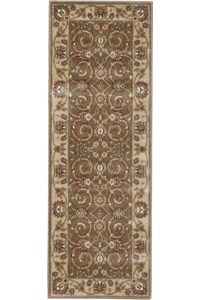 Capel Rugs Creative Concepts Cane Wicker - Granite Stripe (335) Rectangle 12' x 12' Area Rug