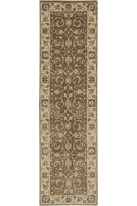 Capel Rugs Creative Concepts Cane Wicker - Long Hill Ebony (340) Rectangle 12' x 12' Area Rug