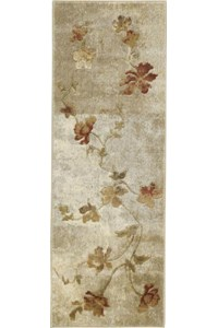 Capel Rugs Creative Concepts Cane Wicker - Canvas Glacier (419) Rectangle 12' x 12' Area Rug
