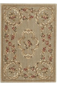Capel Rugs Creative Concepts Cane Wicker - Vera Cruz Ocean (445) Rectangle 12' x 12' Area Rug