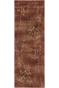 Capel Rugs Creative Concepts Cane Wicker - Imogen Cherry (520) Rectangle 12' x 12' Area Rug