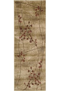 Capel Rugs Creative Concepts Cane Wicker - Canvas Ivory (605) Rectangle 12' x 12' Area Rug