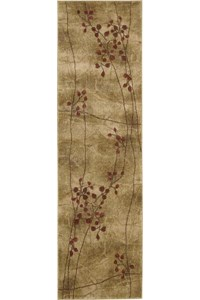 Capel Rugs Creative Concepts Cane Wicker - Canvas Sun Tile (612) Rectangle 12' x 12' Area Rug