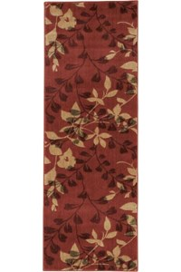 Capel Rugs Creative Concepts Cane Wicker - Bahamian Breeze Cinnamon (875) Rectangle 12' x 12' Area Rug