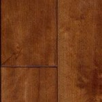 "Signature Pre-Finished Hand-Scraped Maple: Columbian 3/4"" x 4 3/4"" Solid Hardwood"