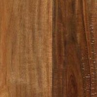 "Signature Pre-Finished Hand-Scraped Walnut: Braided Walnut 3/4"" x 4 3/4"" Solid Hardwood"