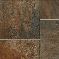 Mannington Revolutions Tile Collection: Mojave Slate Oasis 8mm Laminate 38613