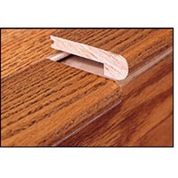 "Mohawk Rivermont: Stair Nose Oak Chestnut - 84"" Long"