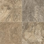 Armstrong Alterna Reserve Classico Travertine: Sandstone Blue Luxury Vinyl Tile D4311