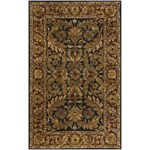 "Surya Ancient Treasures Ink (A-103) Rectangle 5'0"" x 8'0"""