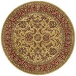 "Surya Ancient Treasures Biscotti (A-111) Round 8'0"" x 8'0"""