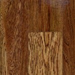 "Mohawk Tescott: Oak Spice Latte 3/8"" x 4"" Engineered Hardwood WEL18 50"