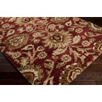 "Surya Alfredo Maroon (AFR-3315) Rectangle 3'0"" x 5'0"""