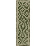 "Surya Beth Lacefield Atlas Spruce Green (ATS-1009) Rectangle 2'6"" x 8'0"""
