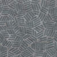Karndean Michelangelo Tile: Tungsten Metallica Luxury Vinyl Tile MLC01