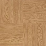 Armstrong Peel N Stick Units Collection: Parkson Light Oak Residential Vinyl Tile 25295