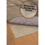 All-N-One Rectangle Area Rug Pad - 4' x 6'