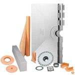 "Schluter Kerdi Shower System Kit - 48"" x 48"" Tray KK122-KIT"