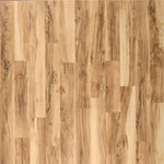 Quick-Step Classic Sound: Flaxen Spalted Maple 8mm Laminate with Attached Pad U1417S