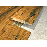 "Prefinished Red Oak Reducer (natural) - 78"" Long"