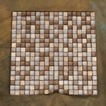 "Glass Tile & Stone Stone Material Series Mosaic 12"" x 12"" : AL605"