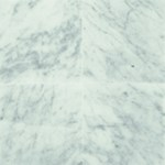 "Daltile Marble: Carrara White Polished 12"" x 12"" Marble Tile M70112121L"