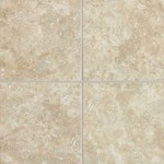 "Daltile Heathland : White Rock 18"" x 18"" Ceramic Tile HL01-18181P2"
