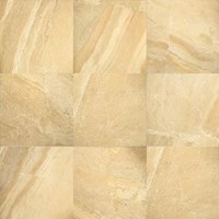 "Daltile Ayers Rock: Golden Ground 6 1/2"" x 6 1/2"" Glazed Porcelain Tile AY02-65651P"