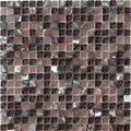 "Marazzi Crystal Stone: Purple 12"" x 12"" Glass Tile LG4G"