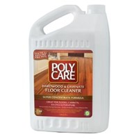 Polycare Wood Floor Cleaner Concentrate 1 Gallon