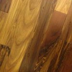 "Indusparquet Solid Exotic: Brazilian Hickory 5/16"" x 3 1/8"" Solid Hardwood IPPFBH5/16"