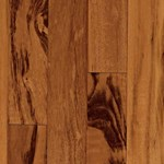 "Indusparquet Solid Exotic: Tigerwood 5/16"" x 3 1/8"" Solid Hardwood IPPFTW5/16"