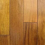 "Indusparquet Engineered Hand-Scraped: Brazilian Chestnut 1/2"" x 5"" Engineered Hardwood IPPFHSENGDC5"
