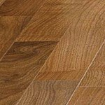 Faus Floor Classic American Collection: Walnut Block 8mm Laminate 706298
