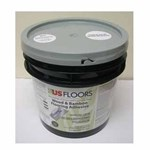 US Floors Hardwood Adhesive with Moisture Barrier and Anti-Microbial 30GU35 - 3.5 Gallon Bucket