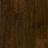 "Armstrong American Scrape: Smokehouse 3/8"" x 5"" Engineered Hickory Hardwood EAS508 <br> <font color=#e4382e> Clearance Sale! <br>Lowest Price! </font>"