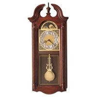 Howard Miller 620-158 Fenwick Chiming Wall Clock