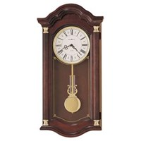 Howard Miller 620-220 Lambourn Chiming Wall Clock