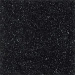 Armstrong ChromaSpin VCT: Lamp Black Vinyl Composite Tile 54803