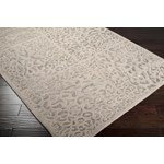"Surya Candice Olson Modern Classics Taupe (CAN-1942) Square 1'6"" x 1'6"""